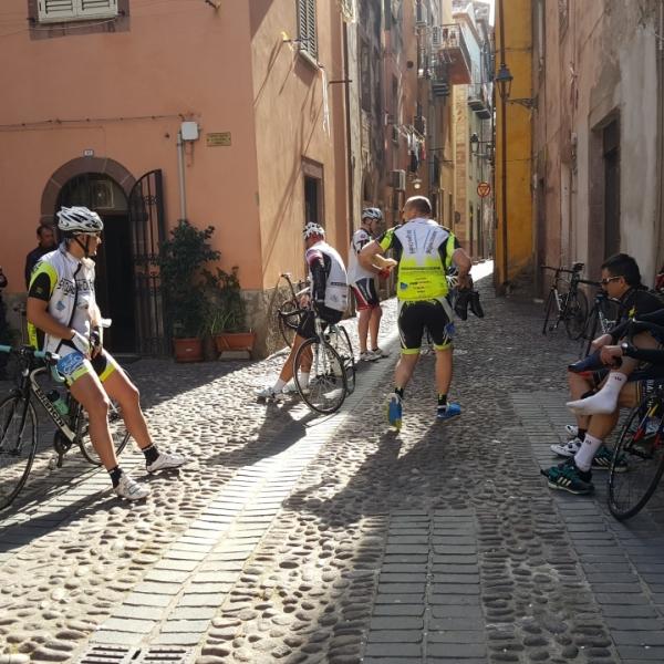 Týmové soustředění Sardinie 2017